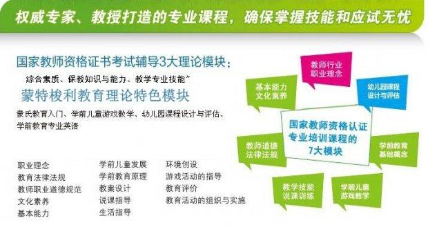 杭州学翰教育下沙校区国家幼儿教师资格考试培训班