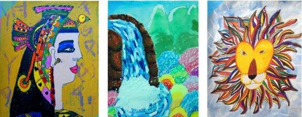 招生对象:6-7岁 教学目标:能够锻炼孩子的独立性,培养独立学习的能力。绘画知识中认识明暗,立体的表达及透视的概念,进一步深刻认识色彩理论。能够超越同龄孩子对色彩的认知,获得一项超越同龄人的特长,提高审美能力 教学技法:水彩,水粉,创意粘土,DIY手工 线描,彩铅,创意水墨、镶嵌画、剪贴、拓印 课程课时:一年48次 课程介绍: 1.