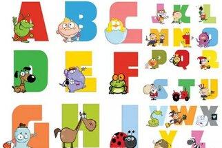 熊乃瑺yak9�+�,_为孩子们编写了一首好听好玩又好学的字母神曲,也称为\