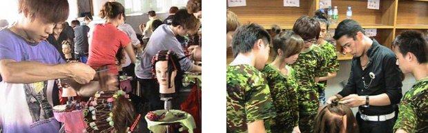 头骨结构与头发力学及六条