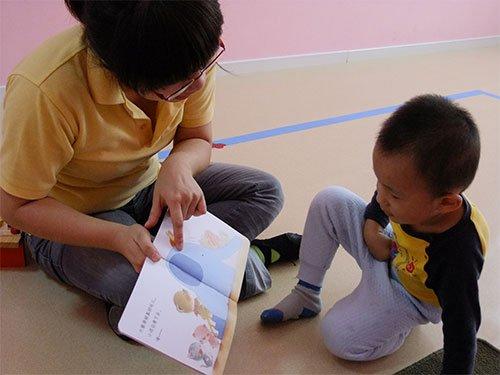成都鲱鱼宝宝早教亲子绘本阅读课程_怎么样?效果好不