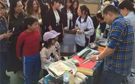 青岛樱之华外语培训赴日交流盛况