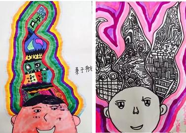 一起走进国际私塾的创意美术课_广州国际私塾图片