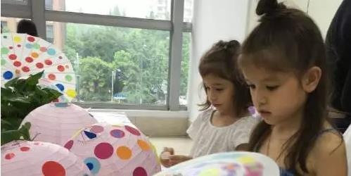 夏加尔美术新校区开业:宝贝玩转波点艺术!图片