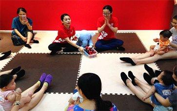 早教中心,北京贝迪堡国际早教
