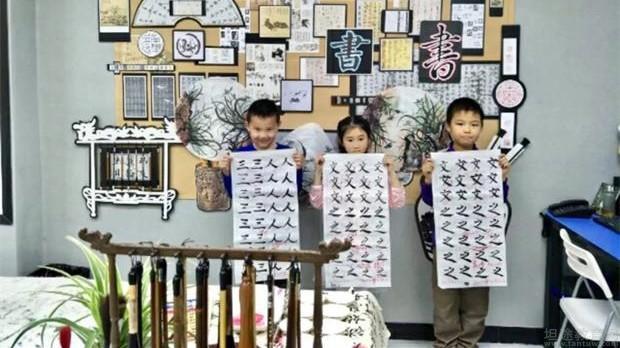 看杨梅红小墨老师为你解读国画书法的魅力