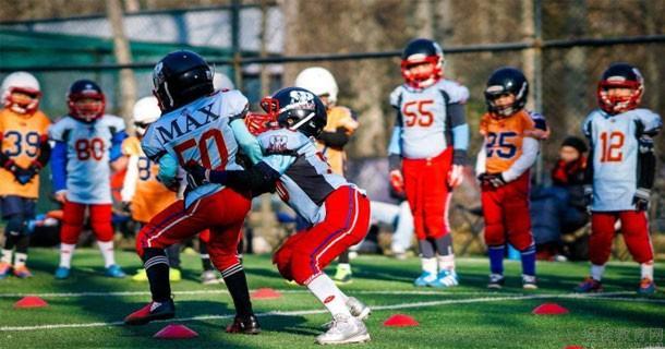 上海巨石达阵青少年美式橄榄球学院