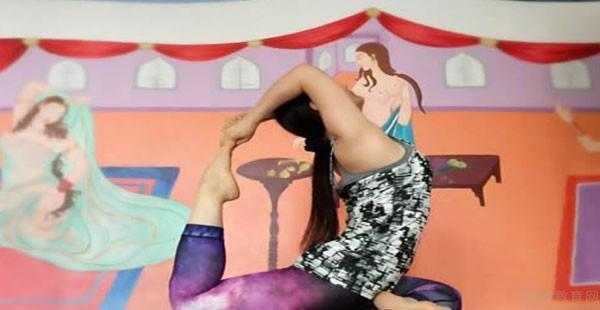 西安雨桐瑜伽