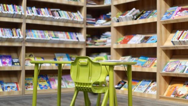 青岛布格英文图书馆