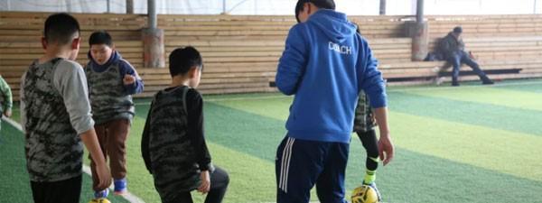 杭州宏优体育足球训练营