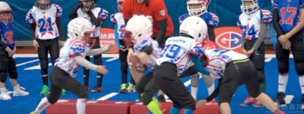 杭州巨石达阵青少年美式橄榄球学院