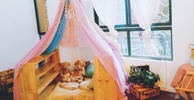 南京艾米蒙特梭利儿童之家生活环境