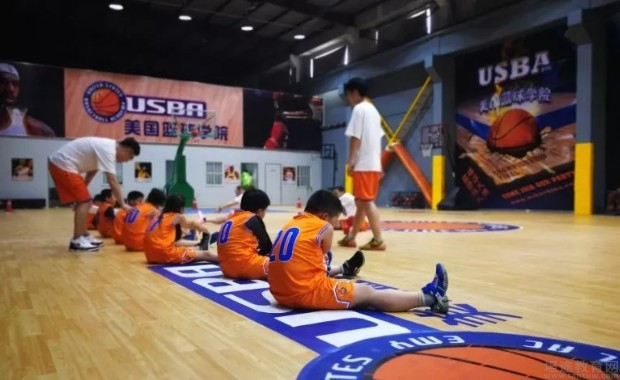 无锡USBA美国篮球学院