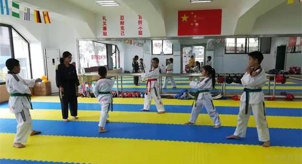 成都武英跆拳道馆