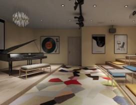 杭州钢琴家艺术中心照片