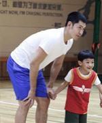 北京篮球咖青少儿俱乐部-张庆鹏