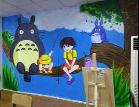 杭州漫艺达游戏动漫学院照片