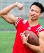 上海巨石达阵青少年美式橄榄球学院-马锦晖