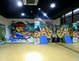 杭州嘻哈帮街舞照片