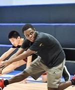 上海英米篮球俱乐部-Coach Leonard