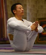 天津古梵瑜伽-YOGA