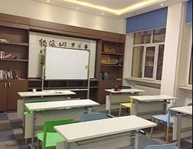教室环境整洁