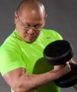 广州黑格力斯健身学院-黄奕光