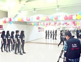 深圳领尚舞蹈照片