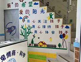 重庆探索佳龅牙兔情商教育照片