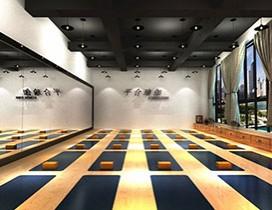 深圳平合瑜伽照片