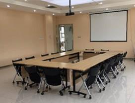 宽阔的会议室