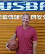 西安USBA美国篮球学院-托德·沃伦