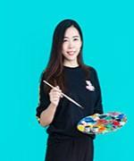 济南海狸七色花国际美校-刘珊珊老师