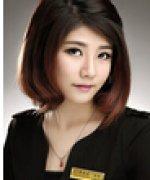 杭州新视觉化妆摄影学校-丹妮
