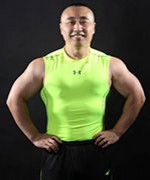 青岛鹏派国际健身学院-侯文贺