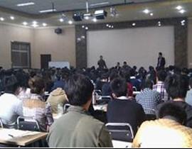 天津万国司法考试学校照片
