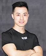 西安567GO健身教练培训-左鹏
