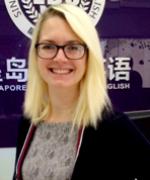 济南星岛国际英语-Irina