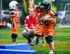 武汉巨石达阵青少年美式橄榄球学院照片