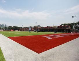 北京天行达阵橄榄球学院照片