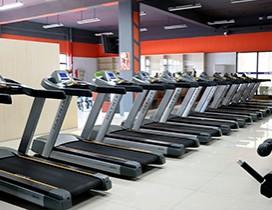 上海锐星健身学院照片