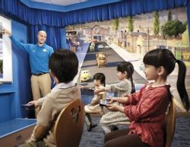 南京迪士尼英语照片