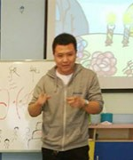 北京乐博乐博机器人教育-刘世星