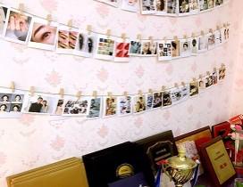 上海水凝烟化妆培训照片