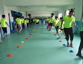 无锡华体梦健身教练培训学院照片