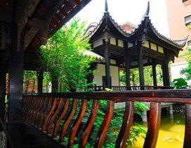 成都七中国际部照片