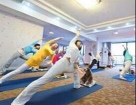 杭州妮玛瑜伽照片