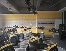 西安超级星健身培训中心照片