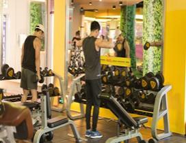 广州西适体健身学院照片