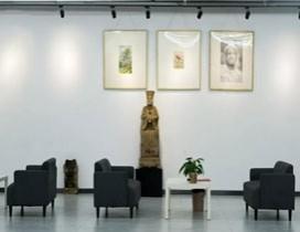 杭州凝结画室照片